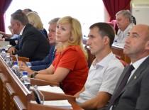 8-е заседание Законодательного Собрания