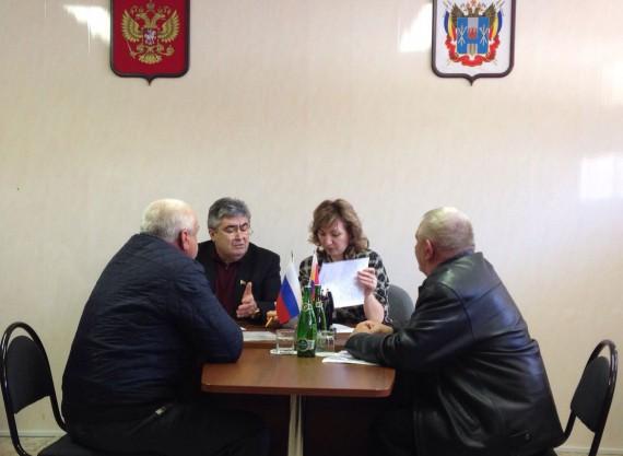 Егорлыкский и Зерноградский районы