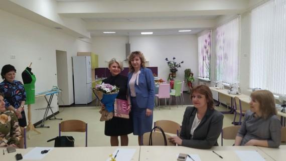 Встреча с педагогами Кировского района
