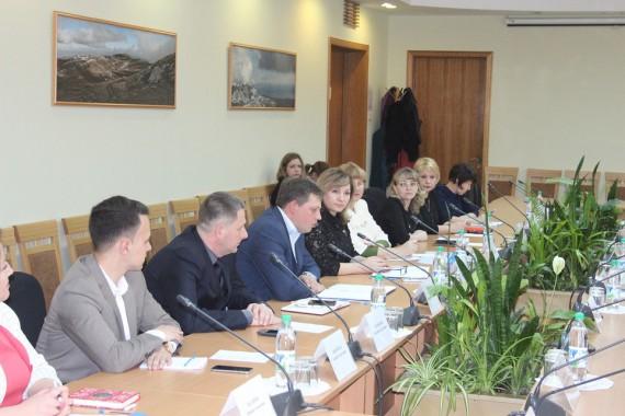 Рабочий визит в Крым