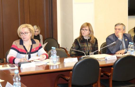 Заседание Комитета Госдумы по образованию и науке