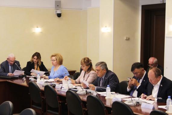 Заседание Комитета