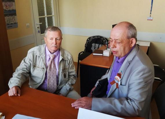 Прием граждан в Ростове