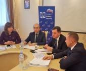 Заседание Общественного совета партпроекта «Новая школа»