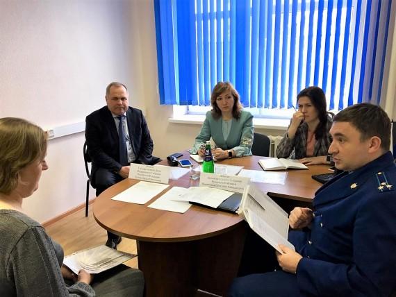 Рабочая поездка в Песчанокопский район