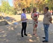 Лариса Тутова провела мониторинг реализации нацпроекта