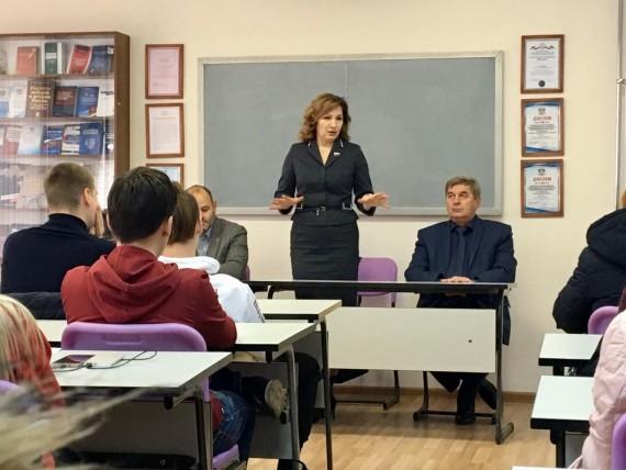Встречи с педагогами, родителями и обучающимися