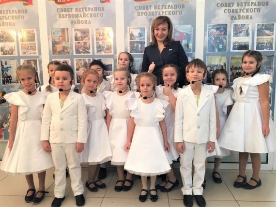 Фестиваль «Мир глазами детей»