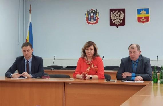 Егорлыкский и Песчанокопский районы