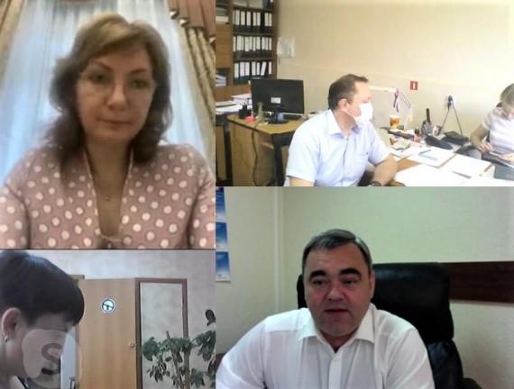 Взаимодействия в рамках «депутатского треугольника»