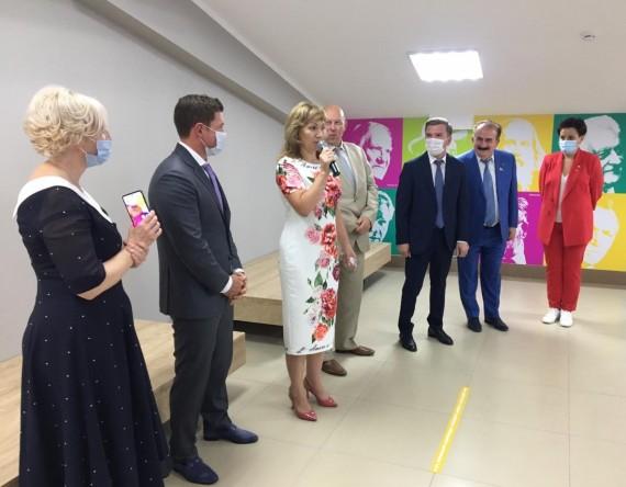 Открытие Дома научной коллаборации в ДГТУ