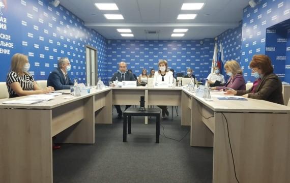 Всероссийский прием родителей дошкольников в РО
