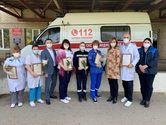 День работников станций скорой помощи